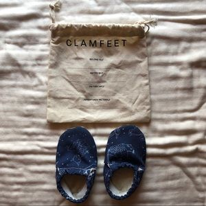 Clamfeet Constellation Shoes